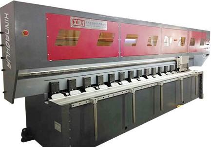 数控刨槽机的性能和特点